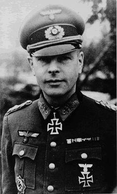 ✠ Mauritz Freiherr von Strachwitz (12 December 1898 – 10 December 1953) died in Russian captivity.