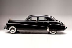 The Duke and Duchess of Windsor's 1941 Cadillac.