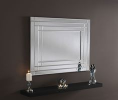 Silver Rectangular Wall x - available to buy online or at Choice Furniture Superstore UK on stockist sale price. Get volume - discount with fast and Free Delivery. Freestanding Mirrors, Frameless Mirror, Venetian Mirrors, Glass Mirrors, Large Mirrors, Bathroom Mirrors, Wall Mirrors, Overmantle Mirror