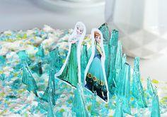 Pinjacolada: How to make Frozen candy / Ohje jääkarkkeihin