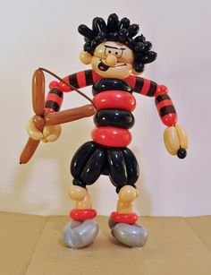 My Daily Balloon: 10th February - Dennis the Menace - www.mydailyballoon.com