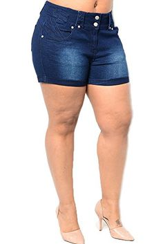 fashion bug womens plus size 11 inch dark wash bermuda jean short