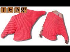 Valentine Pullover Häkelanleitung - © Woolpedia - YouTube