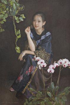 Chen Yanning - Green Dream