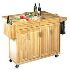 Cranston Kitchen Cart - Cozy in the Kitchen