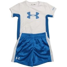 Under Armour Baby Clothes Set