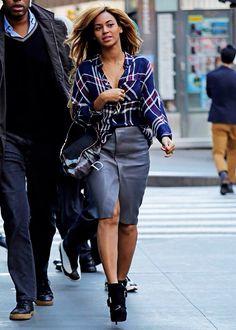 Beyoncé in NYC Oct 30th, 2014