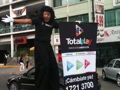 Contrata Totalplay #Totalplay Llama al 17213700