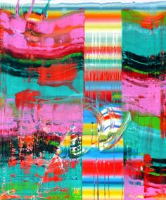 paintings by Theo Altenberg- more ideas/inspiration for color compositions