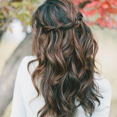 #hair #haircolor #brunette