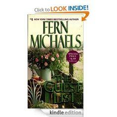 ON Sale $3.03: The Guest List eBook: Fern Michaels: Kindle Store https://www.facebook.com/romanceaddicts