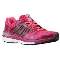 Adidas Supernova Sequence Boost 7 Womens Running Shoe 7 Bold PinkBlack * Check out this great product.