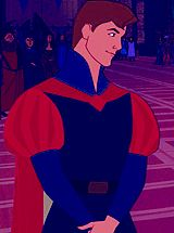 Prince Phillip. My favorite prince, the sass is strong with this one...