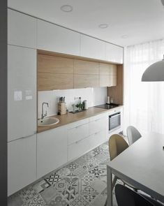 30 Really Awesome Kitchen Design Ideas Nice Contemporary Kitchen inspiration. The post 30 Really Awesome Kitchen Design Ideas appeared first on Design Diy. White Kitchen Decor, Home Decor Kitchen, Kitchen Furniture, Kitchen Ideas, Decorating Kitchen, Furniture Stores, Kitchen Decorations, Furniture Shopping, Wall Decorations