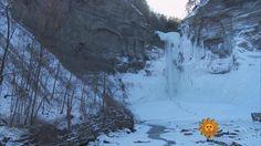 Nature: Frozen falls - Videos - CBS News