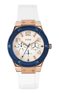 77edaa22753 Guess Watches apresenta novo relógio Blue Print Relógios Guess