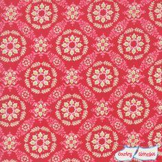 Fleurs Cherry Blossom Quilt Fabric by Brenda Riddle for Moda