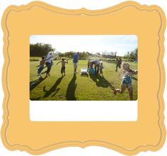 My Organic Bloom Frame from Fun Frame Monday! #@The Organic Bloom.ca