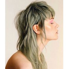2018 Trend Radar: Here's What Top Hairdressers Have To Say – Hair Style Mullet Haircut, Mullet Hairstyle, Punk Haircut, Fine Hair, Wavy Hair, Frizzy Hair, Messy Hair, Thick Hair, Trending Hairstyles