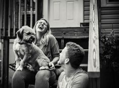Nothing like back porch sittin with your pooch!#familysessions #familyportraits #familyphotography #lifestylefamilysessions #familyposingideas #familyposes #familyphotos #photography #lifestylephotography #newlyweds #newlywedsession