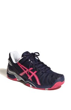 ASICS® 'GEL-Resolution 4' Tennis Shoe (Women) available at Nordstrom