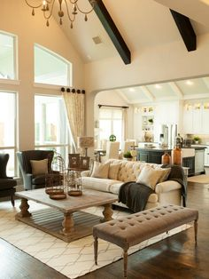 Living Design Ideas, Pictures, Remodel and Decor #Home Decor #Living Room #Houzz