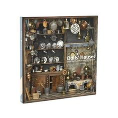 Dolls' houses from the V&A Museum of Childhood / Halina Pasierbska