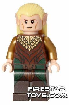 hobbit - llegolas
