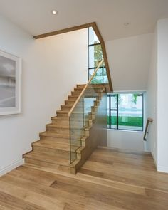 Whitfield Ave - midcentury - Staircase - Los Angeles - Building Solutions and Design, Inc