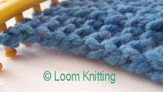 slipped stitch edge. This technique gives a pretty finished look to the sides of your knitting. If you are making a scarf or afghan or other project where the edges of the knitting will show, the slipped edge is definitely worth considering, since it looks like a smooth braid.