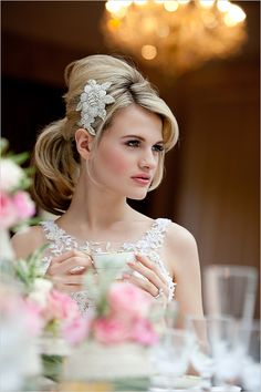wedding hair ideas  | featured on @Judy Clark chicks | photography by @Chanelle Segerius-Bruce