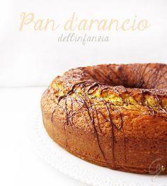 Orange Cake - Pan d'arancio