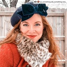 A huge thank you to Danielle for this fabulous photo of her beret in action 😘We've had rubbish weather in Sheffield for a few weeks, but frankly, we've been pretty lucky compared to other parts of the region. I'm definitely thankful for small mercies!! 🙏I'm even more relieved that we've managed to avoid snow so far this winter 🌨 I have plenty of hats, but no snow proof shoes or boots! 😂 #Repost @_something.old_something.new_ with @repostsaveapp ・・・ What good is Winter Season, Fall Winter, Retro Chic, Sheffield, Beret, Imagination, Your Style, Thankful, Action