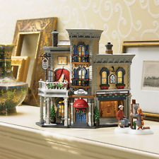 Department 56 Christmas In The City JAMISON ART CENTER 59261 BNIB 700/9000 LE