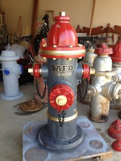 Hydrant for coworker NuHydrant