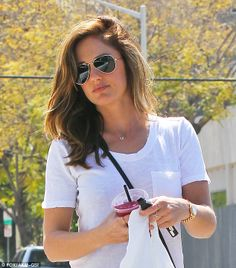 Minka Kelly keeps things simple in Hollywood Minka Kelly Hair, Minka Kelly Style, Hair Game, Love Hair, Cut And Style, Hair Lengths, Bellisima, New Hair, Passion For Fashion