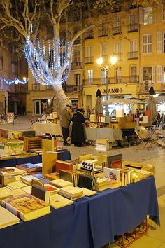 AixChristmas7 by You had me at bonjour, via Flickr