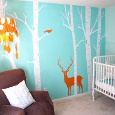 FurnitureDIY Kids Room Decor Jungle WallpaperDIY Kids Room Decor Creative Design