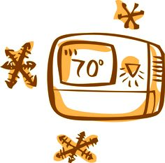 TURN THERMOSTSAT DOWN BY 2 DEGREES: Stay comfortable and save money on your heating bills by turning your thermostat down by just two degrees in the winter. You'll stay comfy and keep some money, too. Save about 52 dollars and 568 lbs CO2 annually