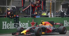 Red Bull team boss Christian Horner was again impressed with Max Verstappen's drive in China.
