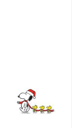 Christmas iPhone Snoopy Character Wallpaper - Brenda Home Holiday Iphone Wallpaper, Christmas Phone Wallpaper, Apple Watch Wallpaper, Holiday Wallpaper, Winter Wallpaper, Iphone Background Wallpaper, Christmas Background Wallpaper, Christmas Walpaper, Cartoon Wallpaper