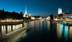 HOT SPOT ZÜRICH III - Let's celebrate the night! Best bars and clubs of the city