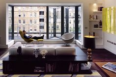 3. Penthouse - Living room