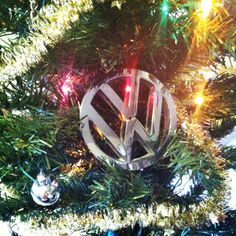 V-Dub Christmas Tree.