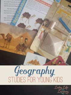 You're never too young to start learning geography - Geography studies for kids should be hands-on and most of all fun, my kids were so excited to receive their box each month.