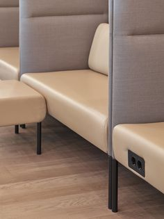 Business Class Lounge at Oslo Airport Gardermoen, designed by Metropolis…