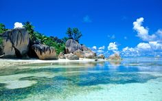 Future Adventure ... La Digue, Seychelles