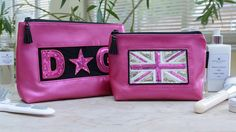 Personalised Cosmetic Pouch