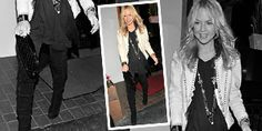 Rachel Zoe's outfit -    Modern. Classic. Practical. Comfy.
