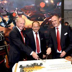 Masters of the Foundry World – Oberösterreich punktet bei GIFA     Mit vollautomatischen Produktionslinien perfektioniert Fill die Metall- und Gießereitechnik. Fill Messestand war Hot Spot auf der GIFA 2015.